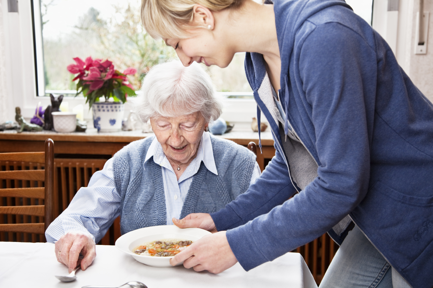 What Are Non-Medical Senior Services?