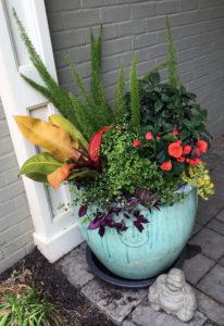 Container Gardening Kansas City